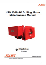 HTM1800 AC Motor Maintenance Manual